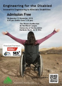 Engineering for the Disabled Poster