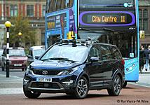 AutoDrive Coventry (c) Rui Vieira-PA Wire